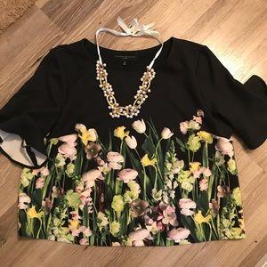 Victoria Beckham dress top